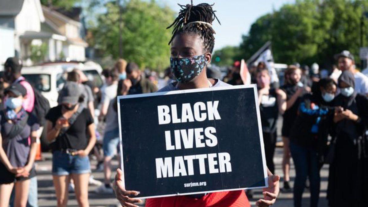 """""""Las vidas negras importan"""""""