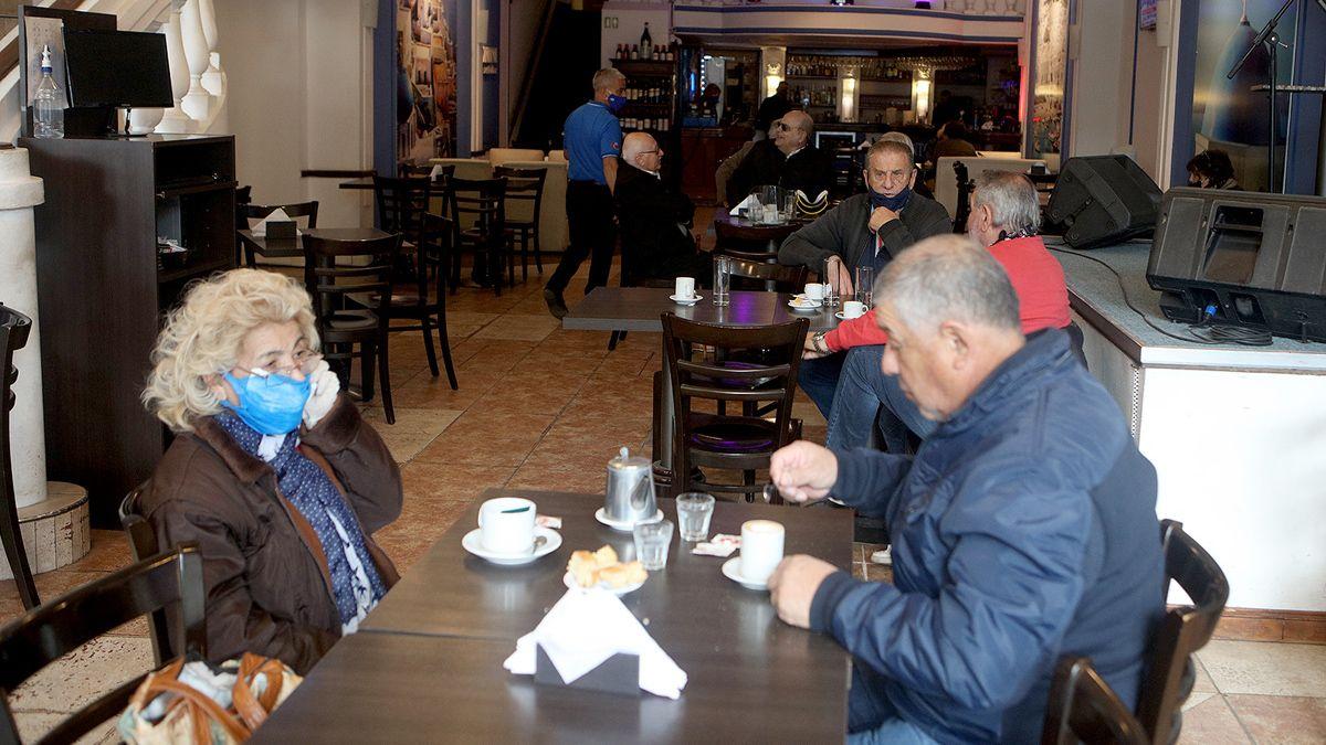 El café volvió a estar presente en el centro de Río Cuarto.
