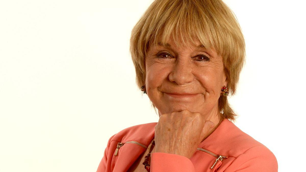 La actriz Virginia Lago fue elegida para ser protagonista de la campaña.
