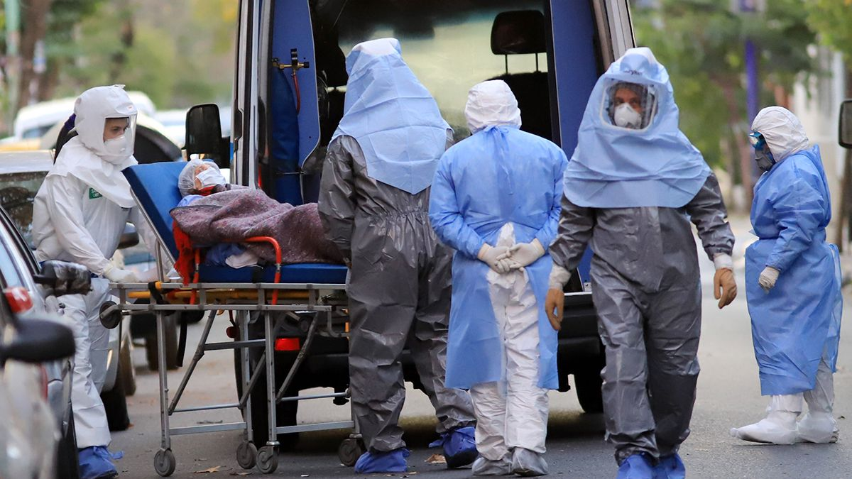 Hubo 27 fallecidos y 2.262 nuevos contagiados de coronavirus