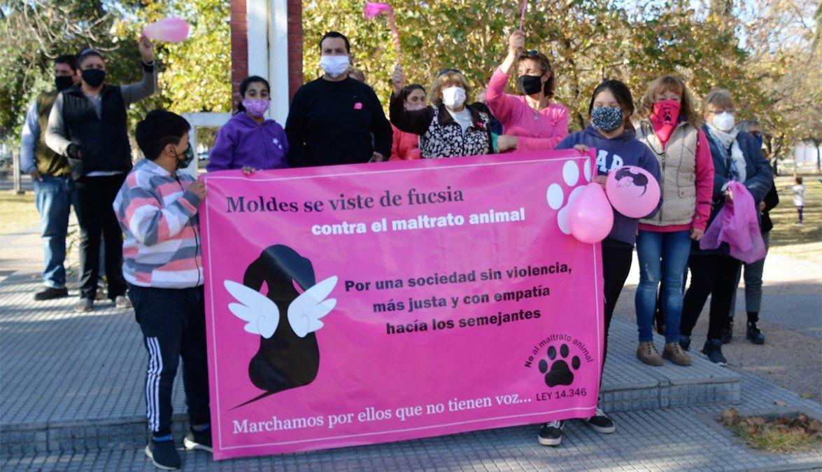 Justicia por Negrito, el perrito que generó una masiva marcha en Moldes