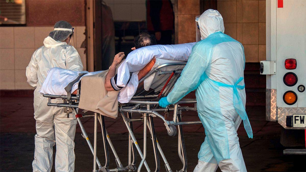 En Chile llevan registrados poco más de 5.600 contagios por coronavirus.