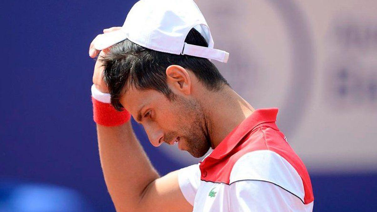 Djokovic y su esposa dieron negativo por coronavirus