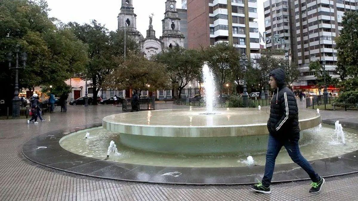 El frío se hace sentir este lunes en Río Cuarto y zona.