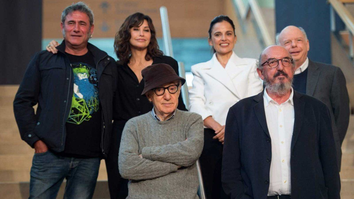La nueva película de Woody Allen abrirá San Sebastián.