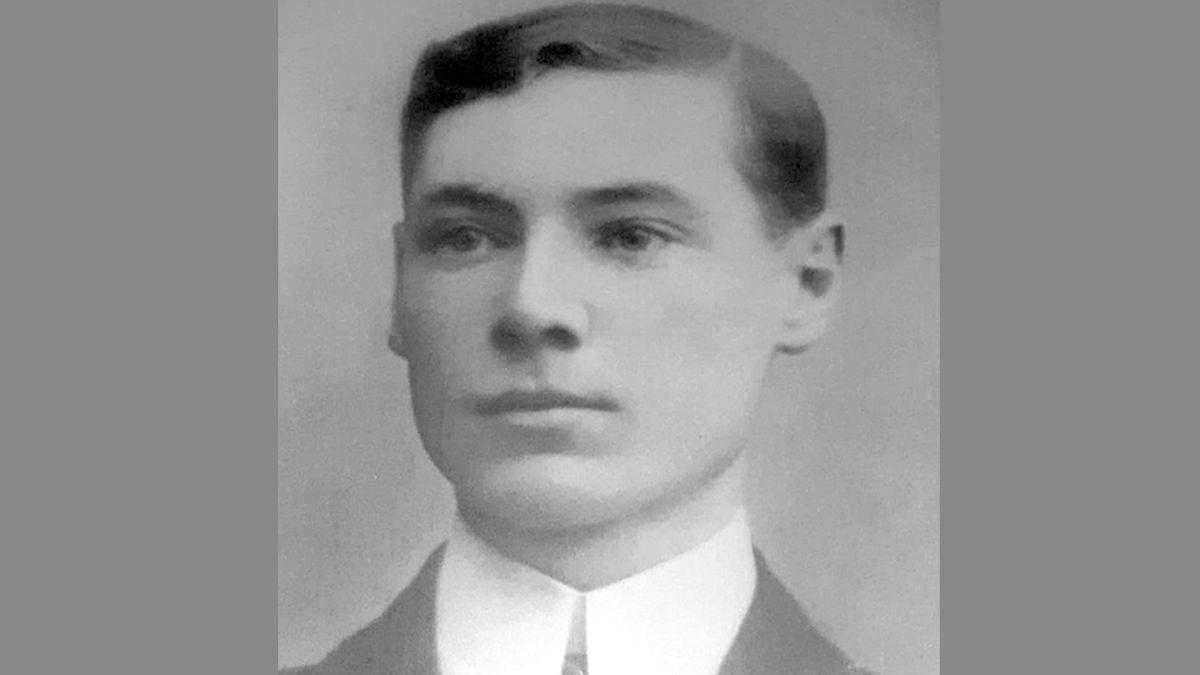 Edgar Andrew, la historia del único argentino que murió en el naufragio