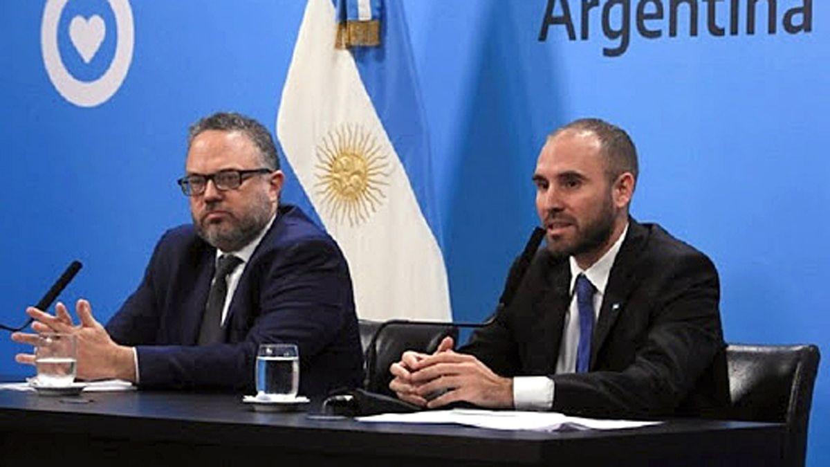 Matías Kulfas y Martín Guzman