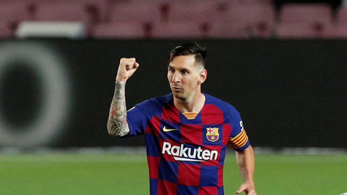 Messi está enojado con algunas filtraciones que se produjeron sobre discusiones internas del club