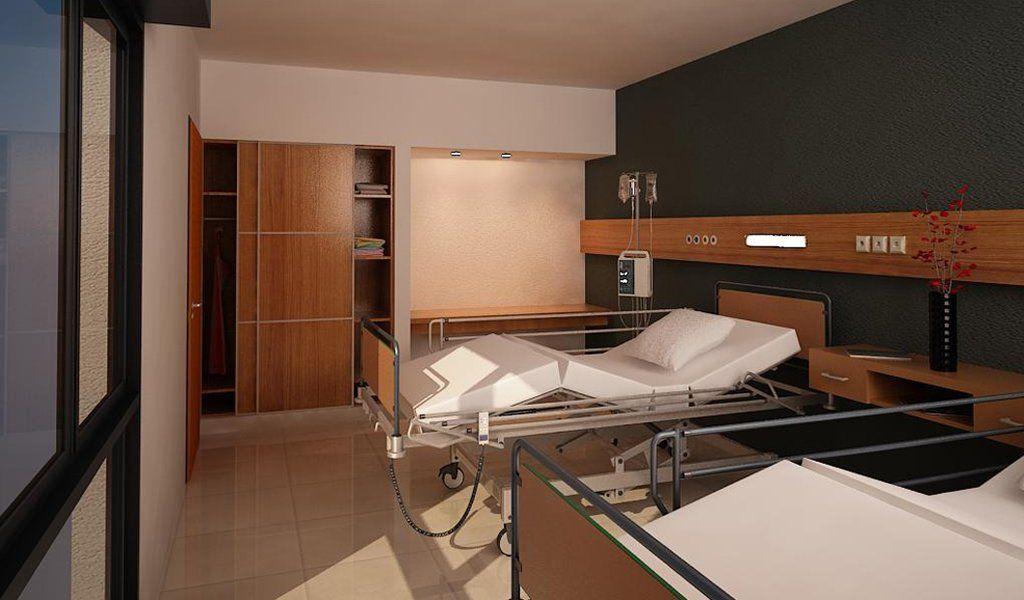 La funcionalidad es primordial en el diseño de arquitectura sanitaria.