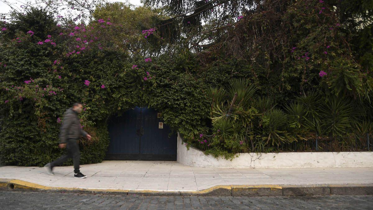 La vivienda identificada como centro clandestino de detención se encuentra en Floresta.