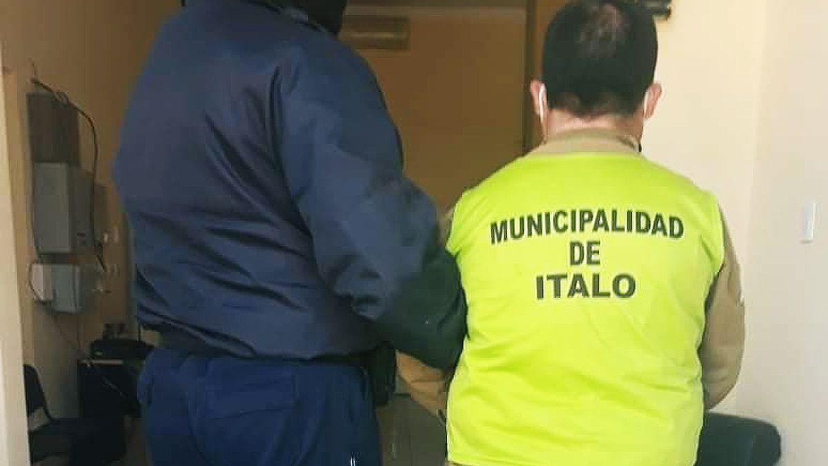 El vecino de Italó que