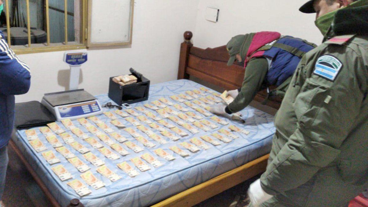 Ocho detenidos tras desarticular una banda narco en La Rioja