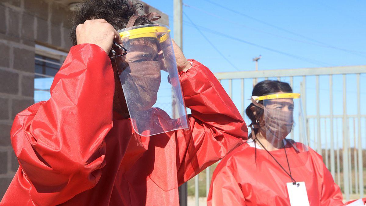Este domingo se sumaron cuatro casos de coronavirus en Río Cuarto.