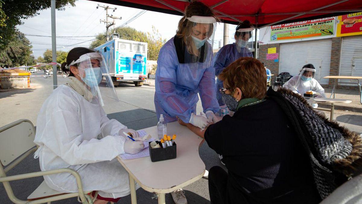 Confirmaron otros 170 casos de coronavirus en la provincia de Córdoba.