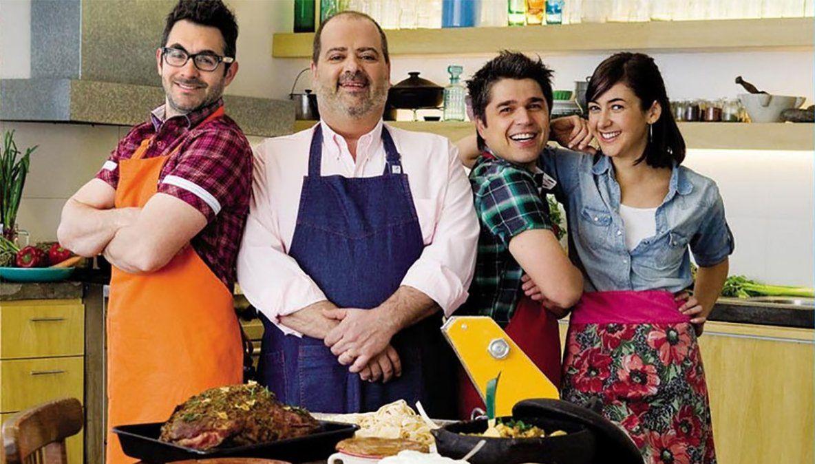 Cambios en «Cocineros Argentinos»