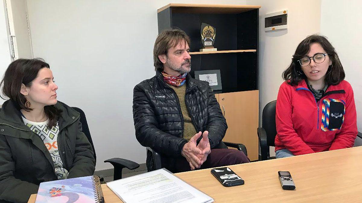 Los Marclé ofrecieron poner en caución la vivienda familiar para lograr la liberación del profesional