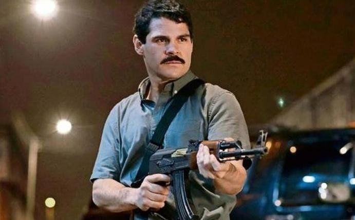 El Chapo se podrá ver por A&E.