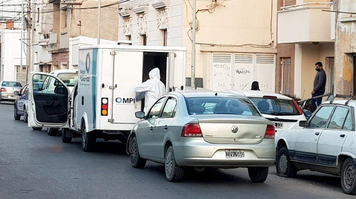 Tres detenidos por el crimen de la mujer de 90 años: madre, hijo y la nuera