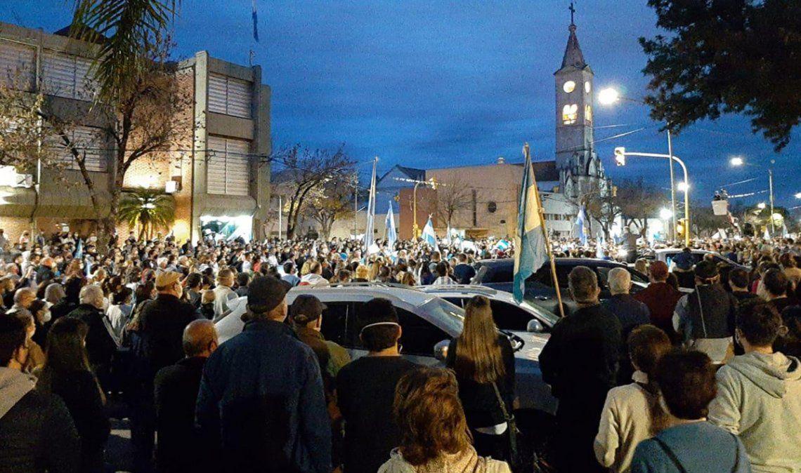 Fernández contra Vicentin:Ahora no sé para dónde van a correr