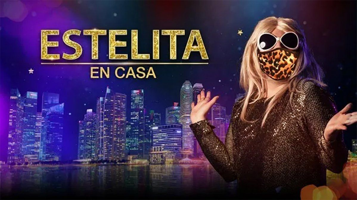 Estelita estrenó programa con fuertes declaraciones de Juana Viale