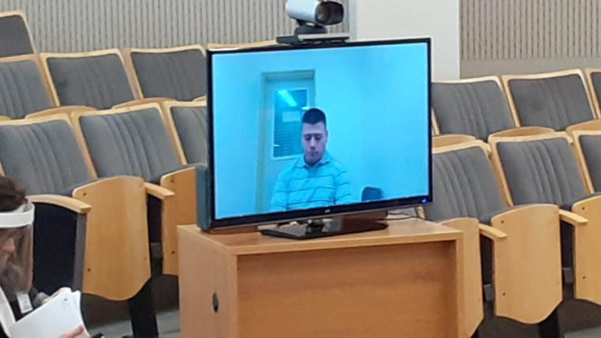 Mario Ruiz Díaz está acusado por el asesinato de Karina Abba