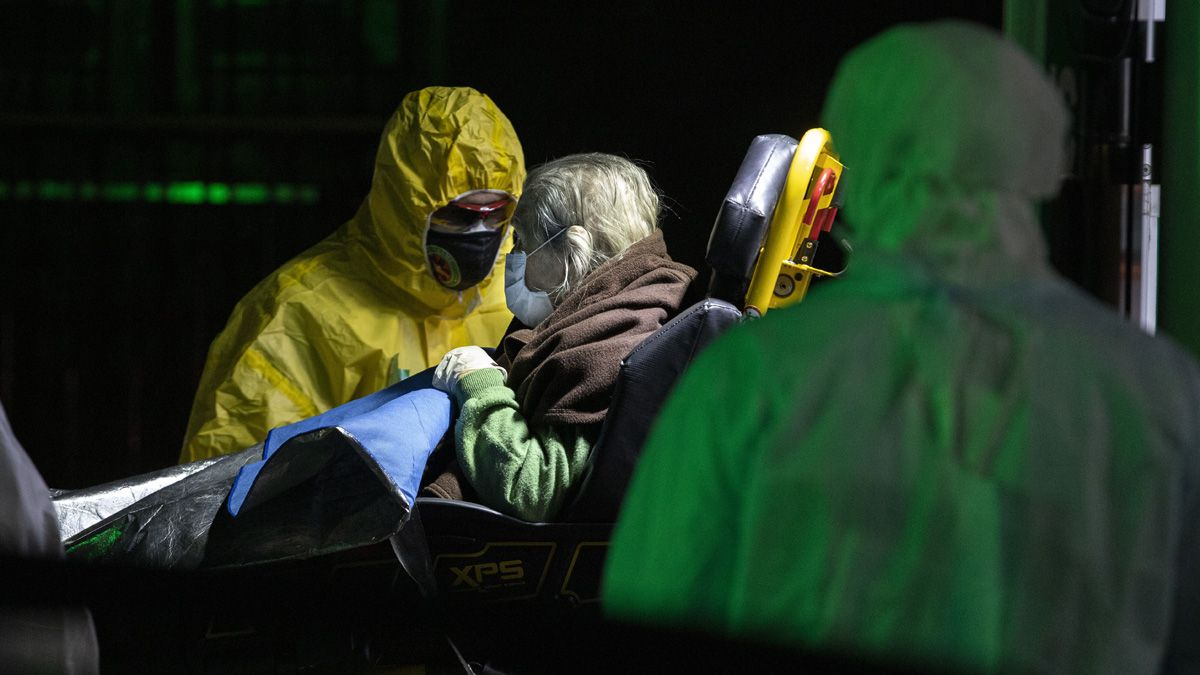 Argentina confirmó otra cifra récord de fallecidos por coronavirus.
