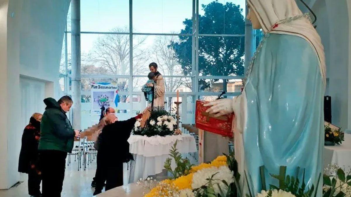 La celebración de San Cayetano se realizará bajo determinadas medidas sanitarias.