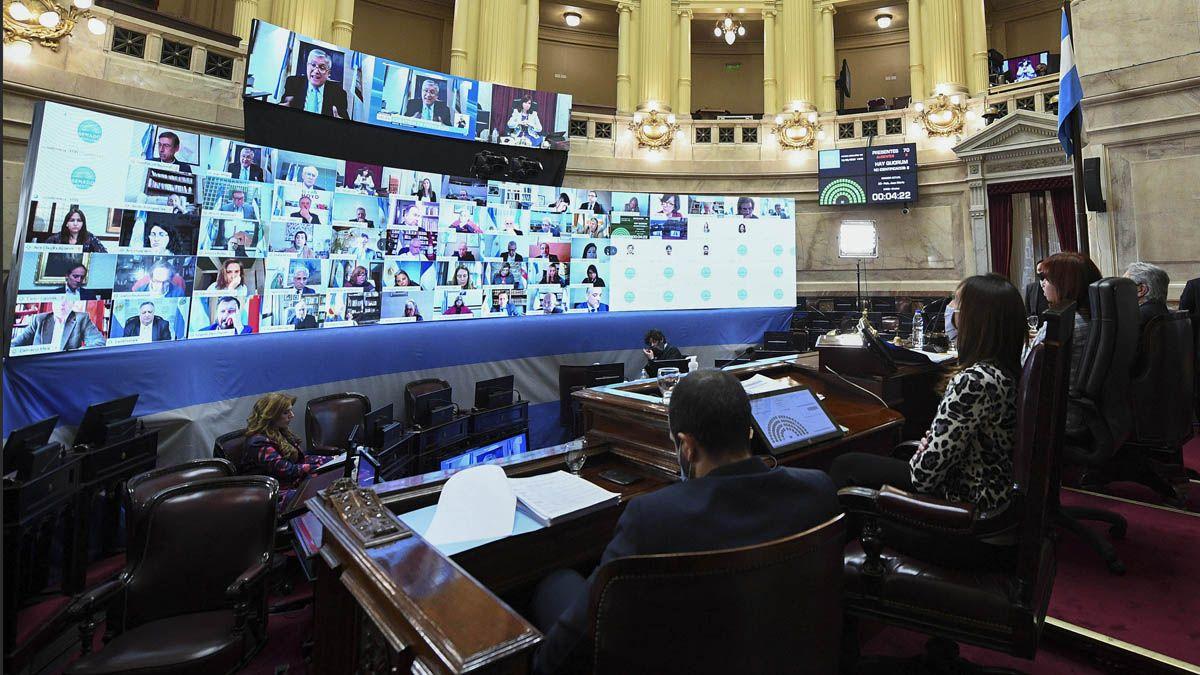 El Senado aprobó el proyecto de asistencia al turismo