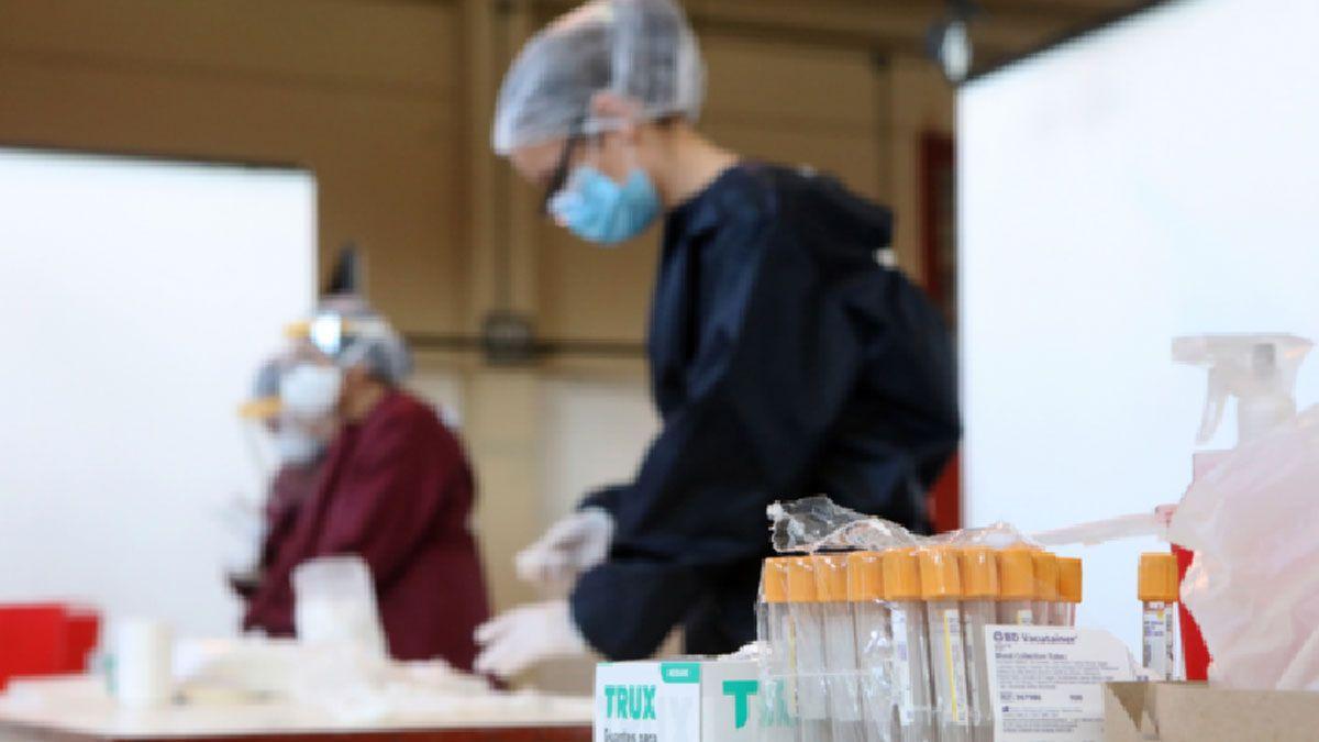 En Río Cuarto fueron confirmados 127 nuevos casos de coronavirus.