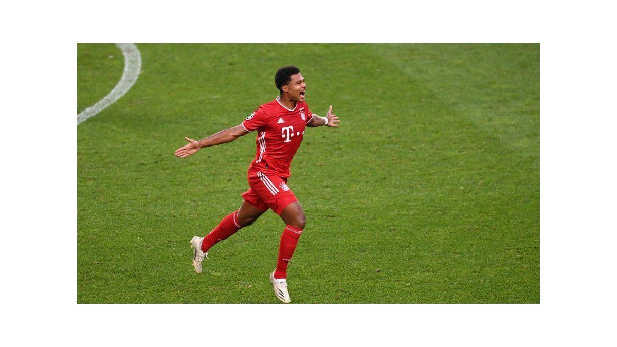 El Bayern Se Metio En La Final