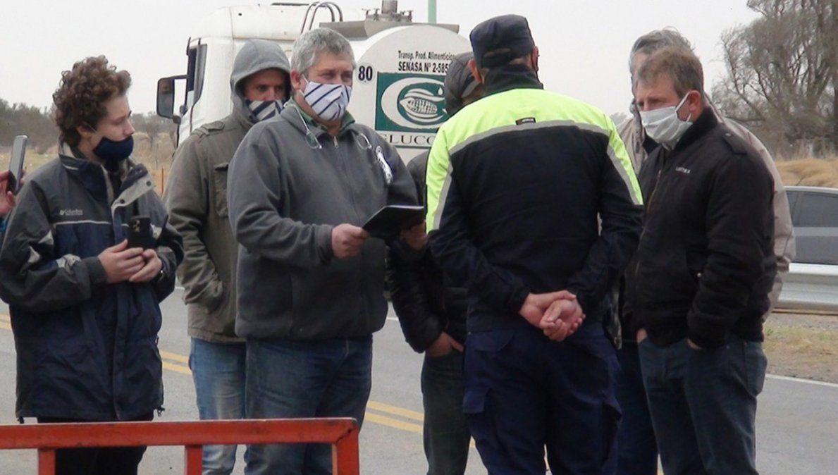Conflicto con San Luis: convocan a una movilización en el arco de Punilla