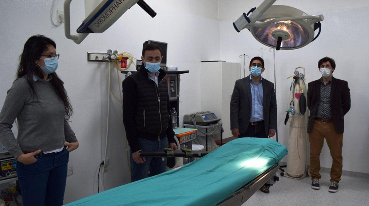 En Laboulaye se inauguró la adecuación del Hospital Ramón J. Cárcano