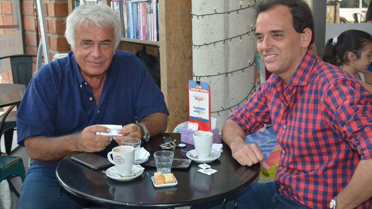 Schiaretti, Llamosas y varios referentes políticos recuerdan a De la Sota