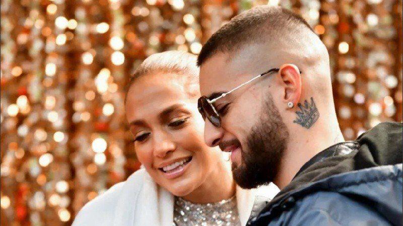 Jennifer Lopez y Maluna actuarán juntos.