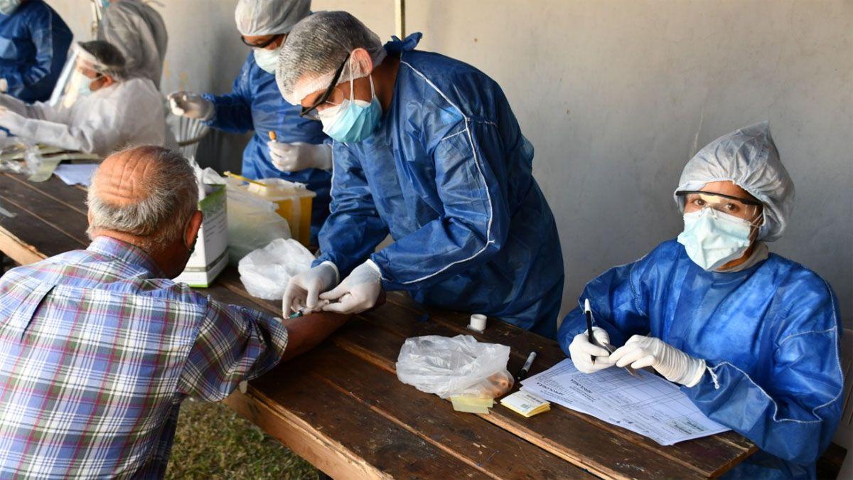 Río Cuarto sumó 191 casos de coronavirus en una jornada con récord en la provincia