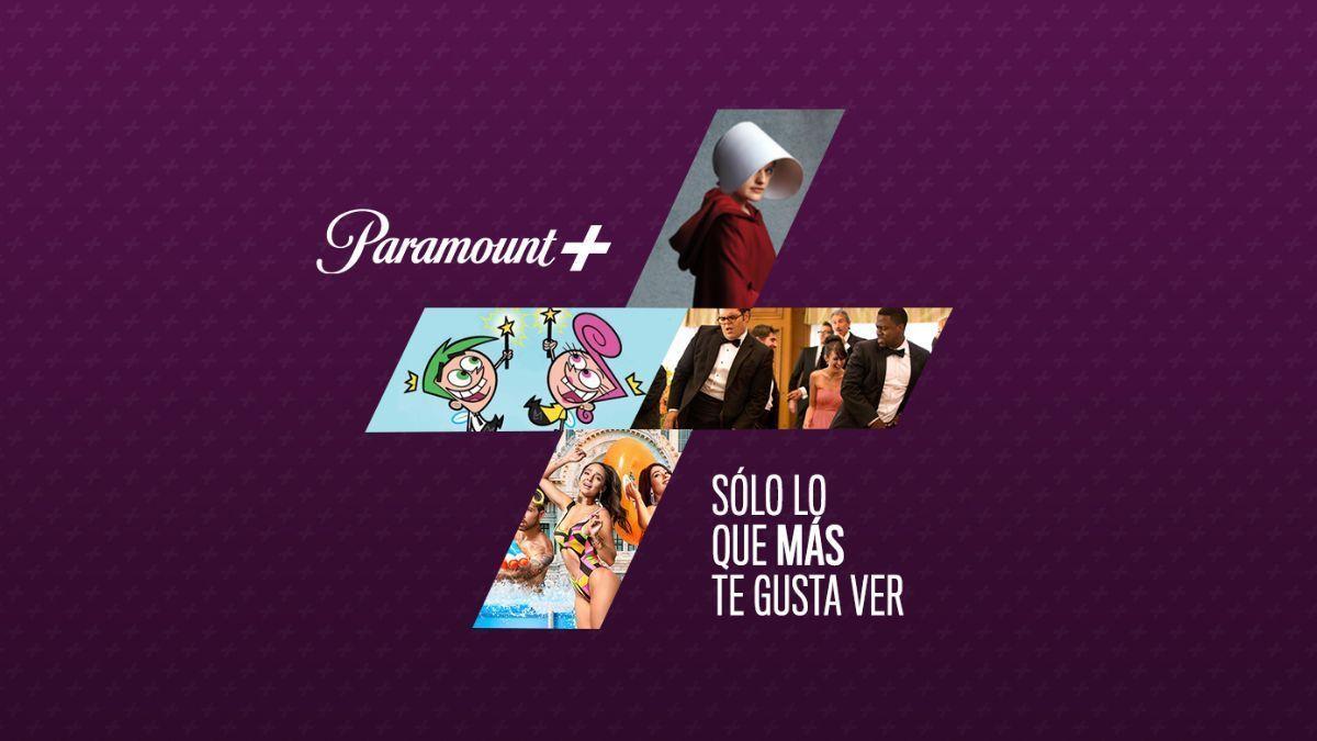 Paramount+ se suma a la competencia por el streaming.