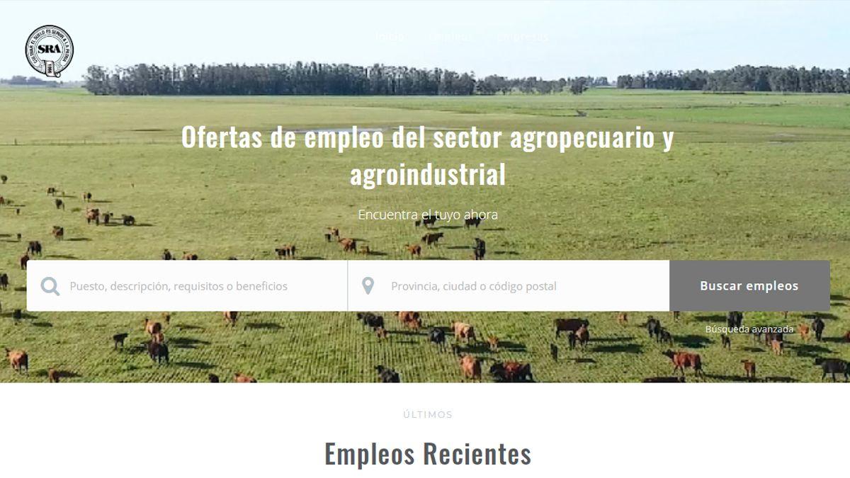 La herramienta busca conectar oferta y demanda laboral del sector.