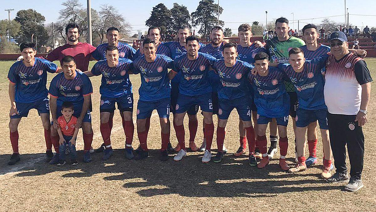 La Primera División de Hipólito Yrigoyen que el año pasado fue semifinalista.