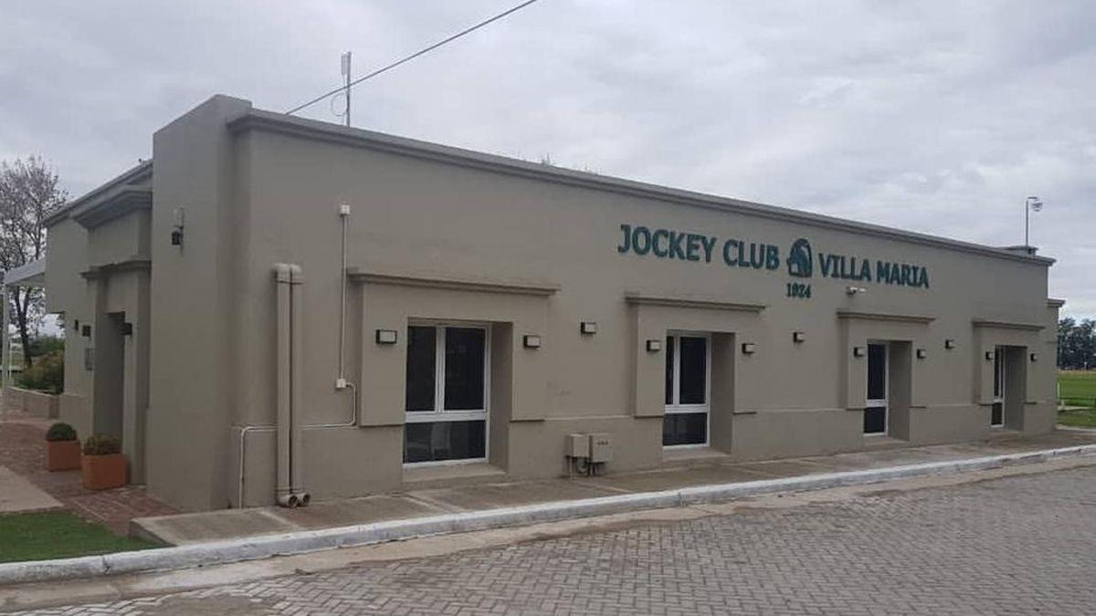 """El club hípico y un acto que """"engrandece""""."""
