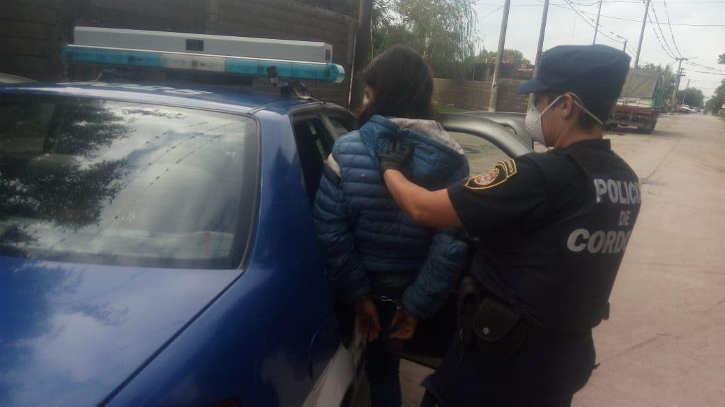 Entre los 22 detenidos por incumplimiento de la cuarentena hubo dos mujeres.