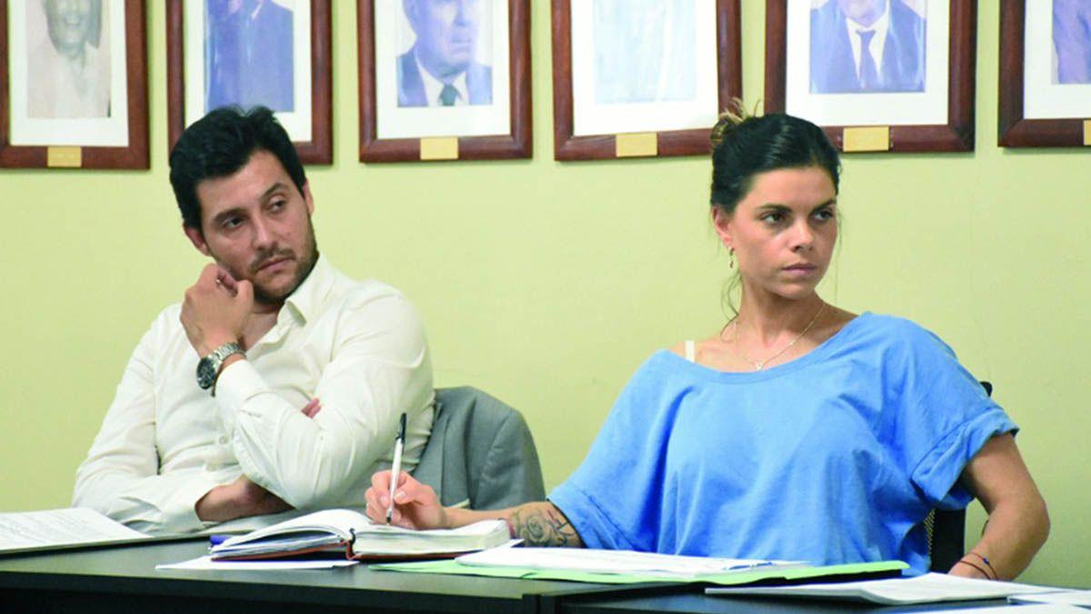 IgnacioTagni y Justina Pucci