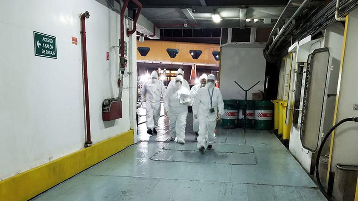 Coronavirus: seis sospechosos internados en centros de salud
