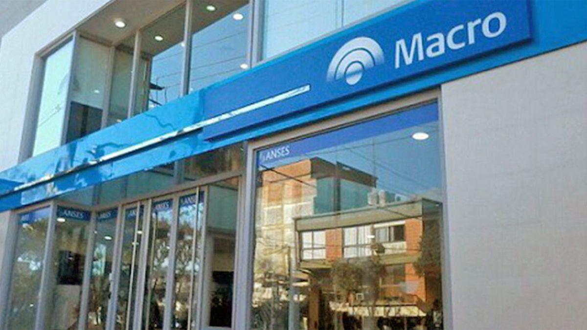 Banco Macroinformó la modalidad de atención que brindará a partir del llunes 13 de abril.