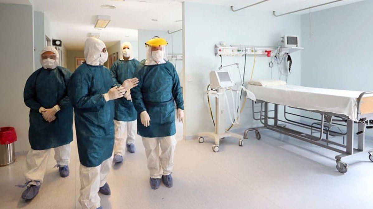 Salud: el Hospital RegionalPasteur reacondicionó un sector para el abordaje de los pacientes conCovid-19.