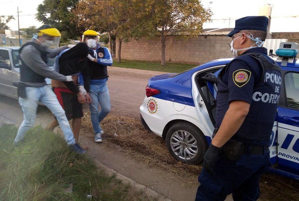 Segundo detenido por el robo a un local comercial