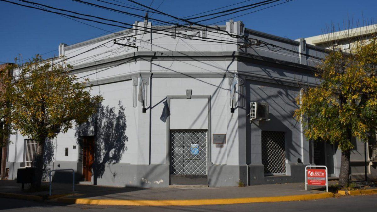 Seccional N° 3 en Villa María del Registro de la Propiedad del Automotor.