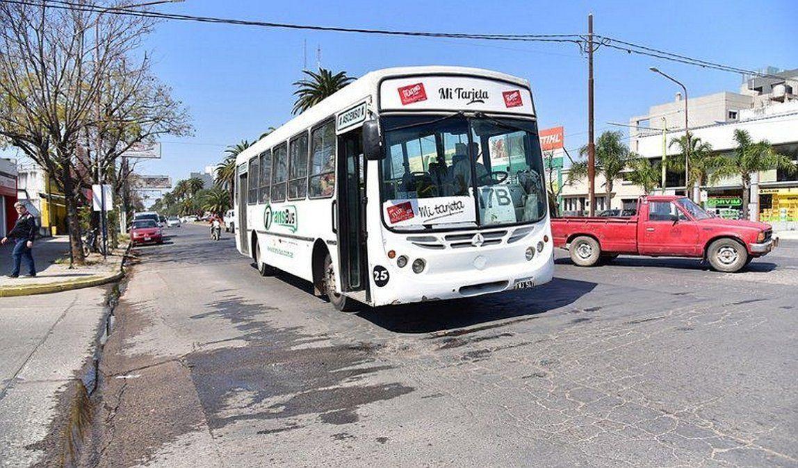 Transporte firmó acuerdo y el servicio podría regresar el viernes en Villa María