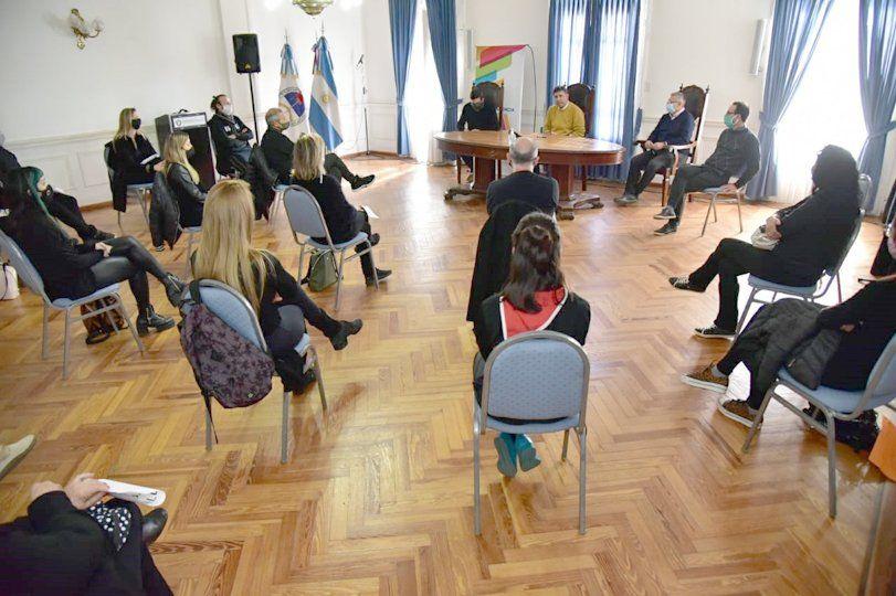 Escuelas y academias de danza solicitaron respaldo