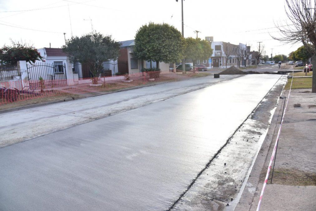 Trabajadores de Corralón municipal continuarán las tareas mañana .