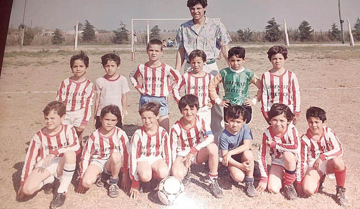 La clase 1982 de Atlético Ticino